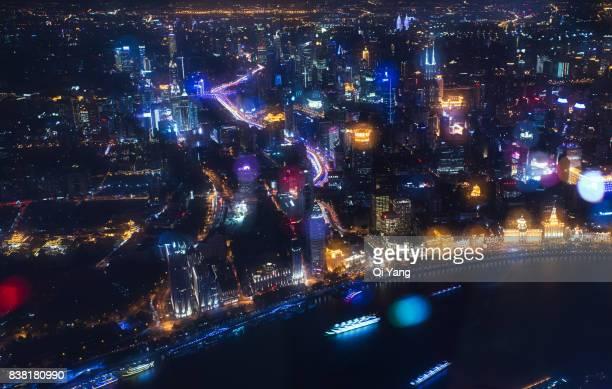 Buildings on the Shanghai Bund, China