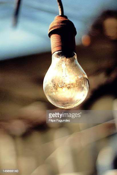 Bulb hanging