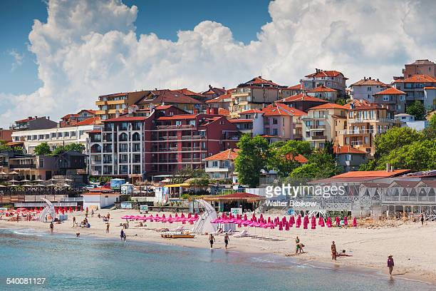 Bulgaria, Black Sea Coast, Exterior
