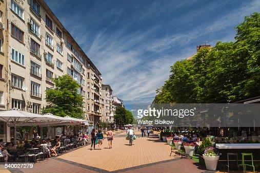 Bulgaria, Sofia, Exterior