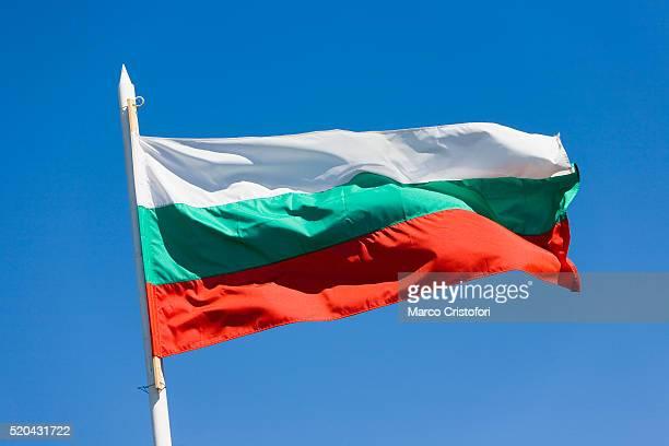 Bulgarian National Flag
