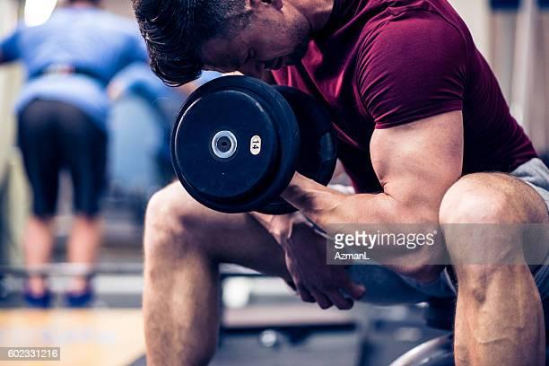 Bulking bis die Muskeln
