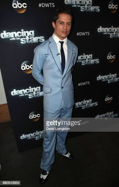 Bull rider Bonner Bolton attends 'Dancing with the Stars' Season 24 at CBS Televison City on May 8 2017 in Los Angeles California