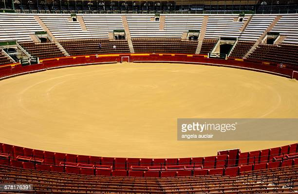 Bull ring in Valencia, Spain