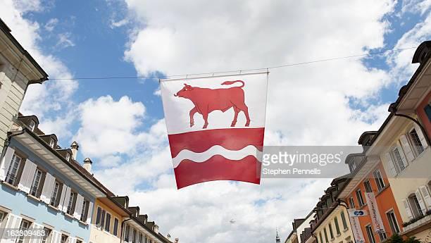 Bulle town flag