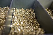 Bullets are on display at Roseburg Gun Shop in Roseburg Oregon on October 2 2015 Ten people were confirmed dead after a lone gunman who used...
