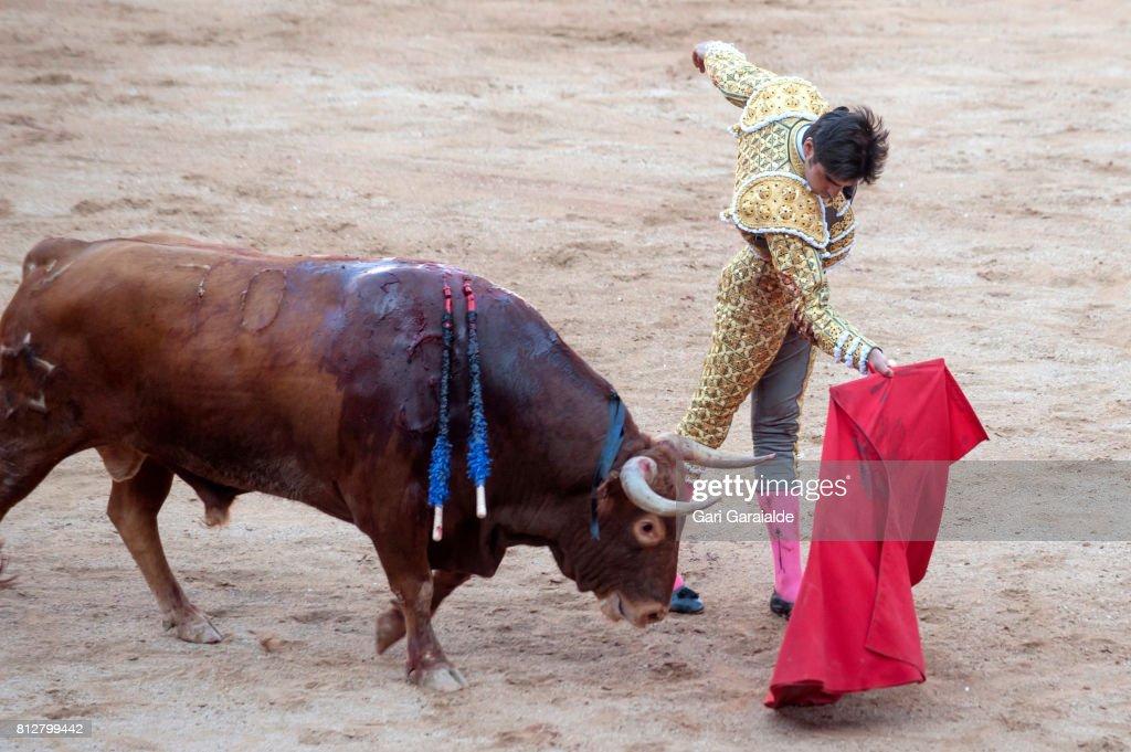 Day 6 - San Fermin Running of the Bulls 2017