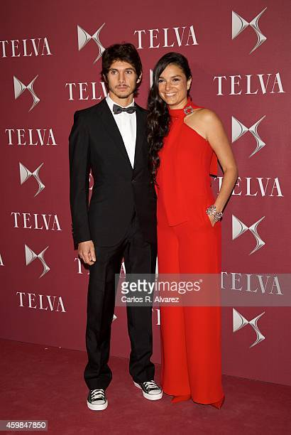 Bullfighter Sebastian Castella attends the 'Telva Beauty' 2014 awards at the Royal Teather on December 2 2014 in Madrid Spain