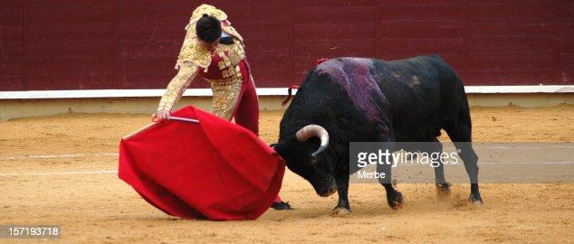 Bullfighter's pass