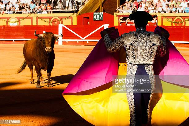 Bullfighting in Andalusia, Spain