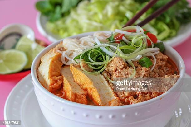 'Bun Rieu' - Vietnamese Traditional Food