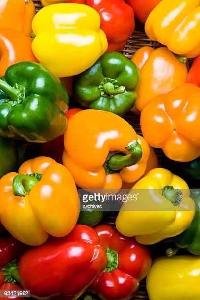 bunch of pepper