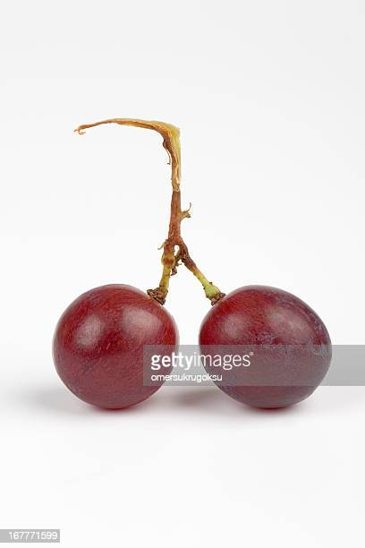 Bunch of Red Grape
