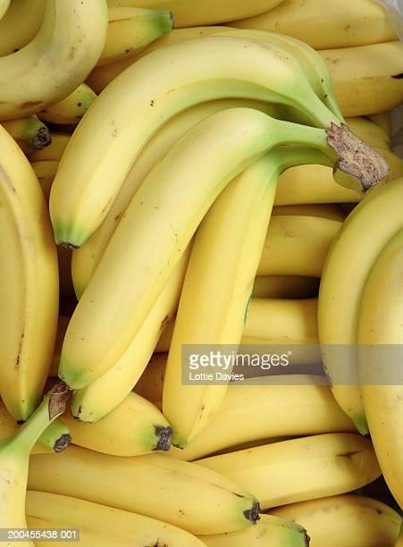 Bunches of bananas (full frame)