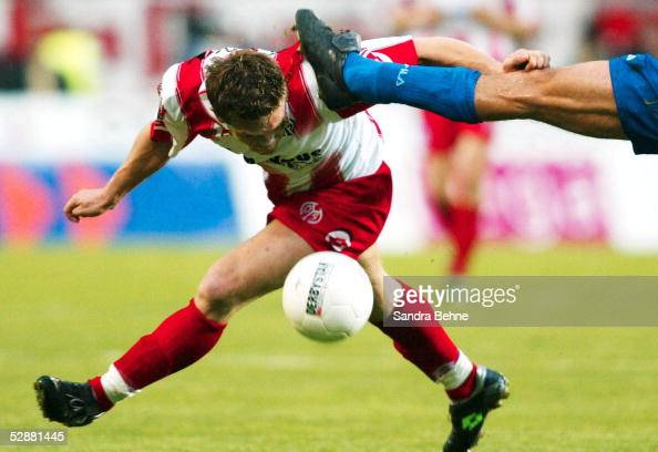 2 Bundesliga 02/03 Mainz FSV Mainz 05 Eintracht Frankfurt 32 Andrej VORONIN/Mainz