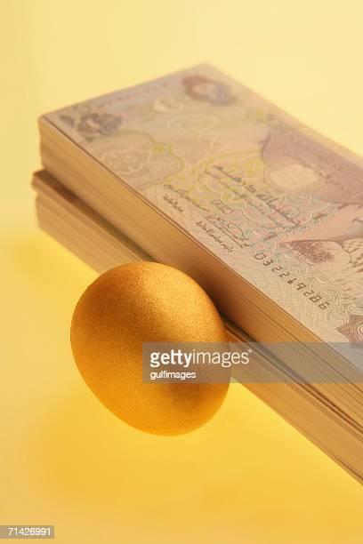 Bundles of Arab Money