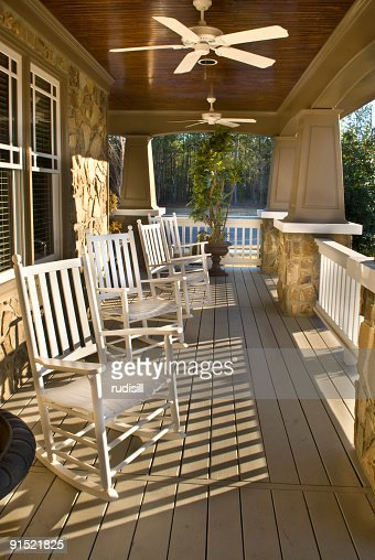 Bungalow Porch