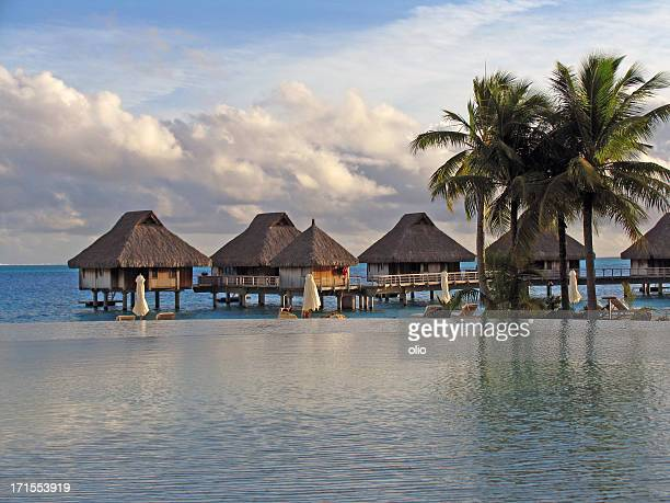 bungalows em paraíso