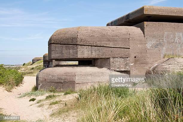 Bunker de la Seconde guerre mondiale
