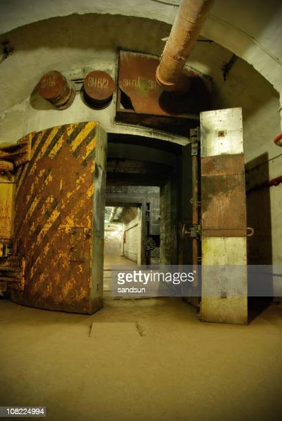 USSR bunker