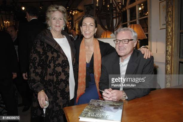 Bunny Williams Susan Sully and Bobby McAlpine attend Book Party for BOBBY MCALPINE'S 'THE HOME WITHIN US' from RIZZOLI at Treillage on May 18th 2010...