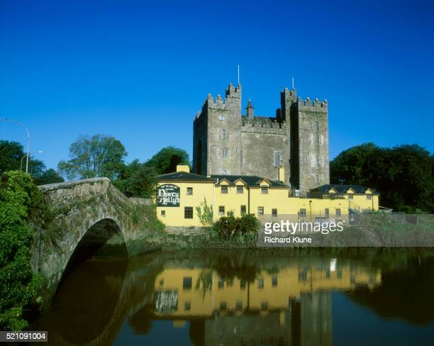 Bunratty Castle and Dirty Nelly's Inn