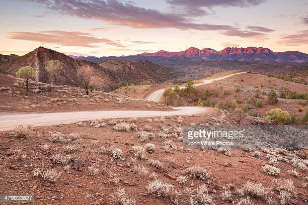 Bunyeroo Valley. Flinders Ranges. Australia.