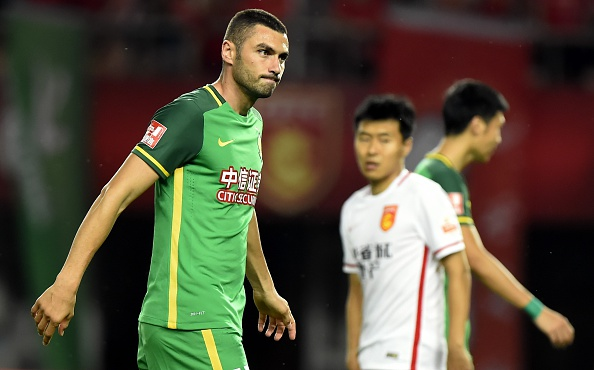 Hebei China Fortune FC v Beijing Guoan - China Super League : News Photo