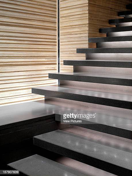 Burberry Rome Italy Architect Virgile And Stone Associates Ltd Burberry Detail Of Stone Steps And Wooden Wall