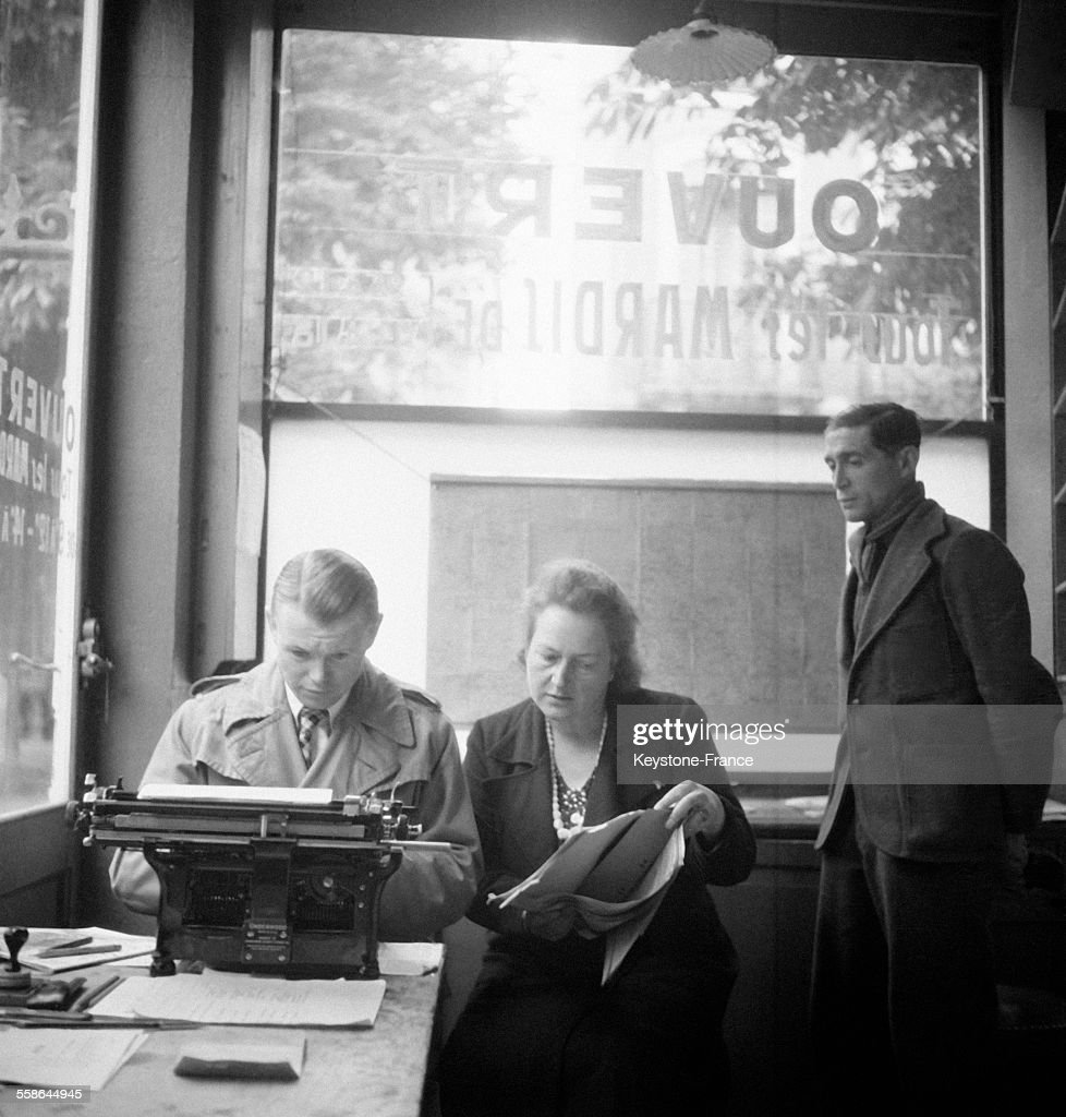 Office De Placement Allemand A Vichy Pictures Getty Images