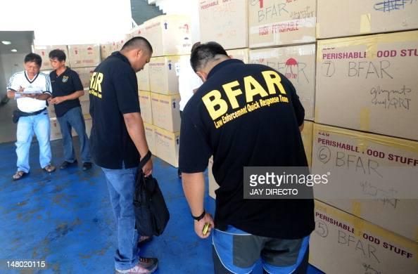 Bureau of fisheries and aquatic resource pictures getty for Bureau quarantine philippines