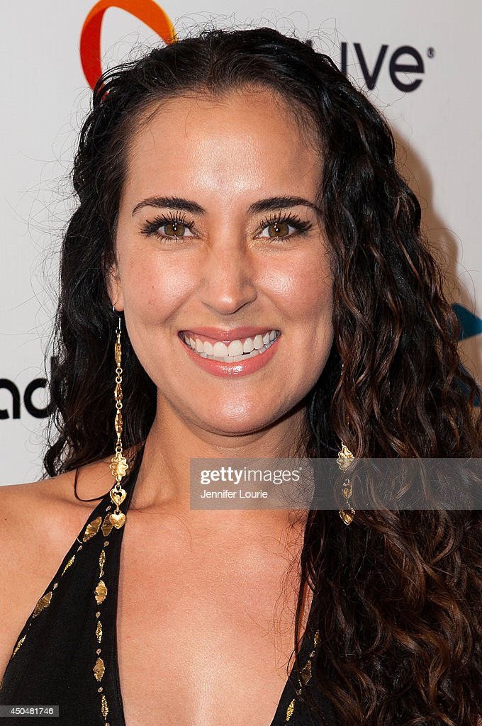Burgandi Phoenix attends the Wikipad & OnLive E3 Party at the Elevate Lounge on June 11, 2014 in Los Angeles, California.