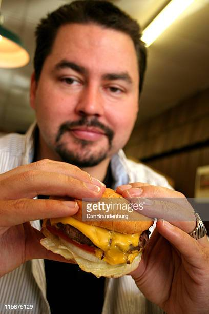 Burger Eating Guy