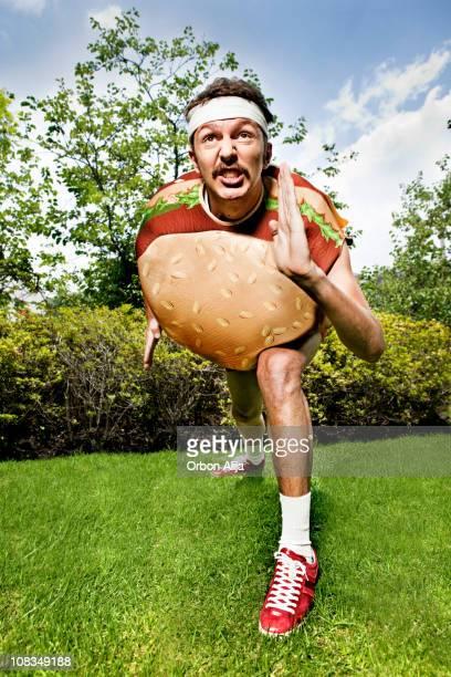 Burger Mann