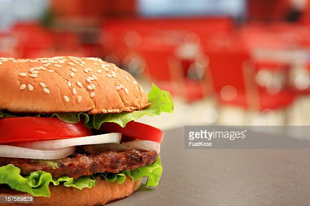 Fast Food Restaurant Stock Photos and Pictures | Getty Images