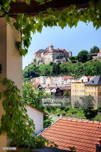 Burghausen in Bavaria