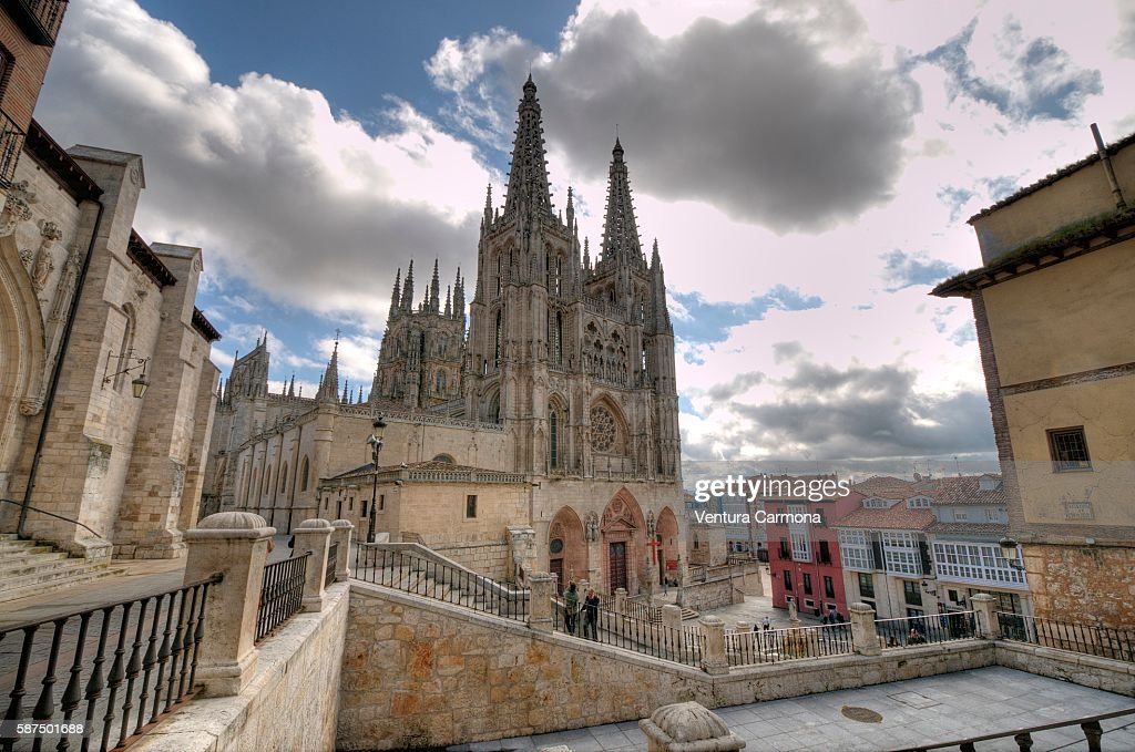 Burgos Cathedral (Spain)