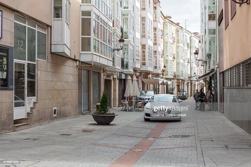 Burgos. Spain : Stock Photo