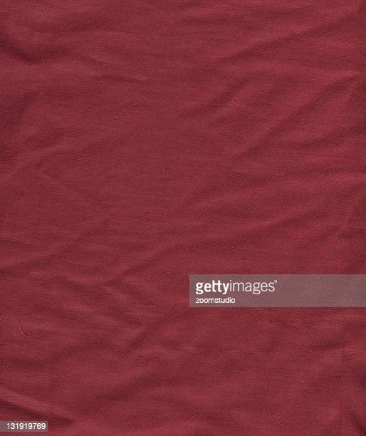 Burgundy red cloth textile background