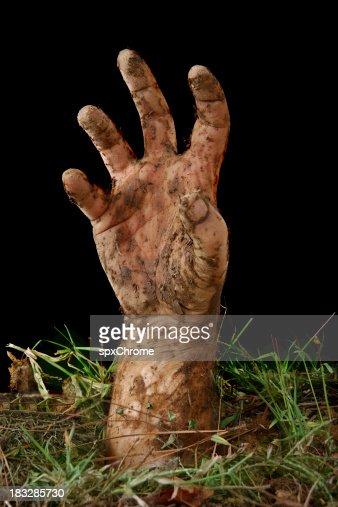 Buried Hand