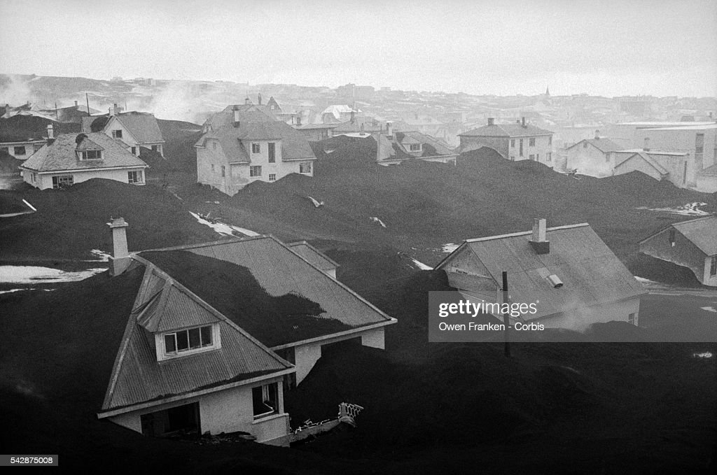 Buried Homes