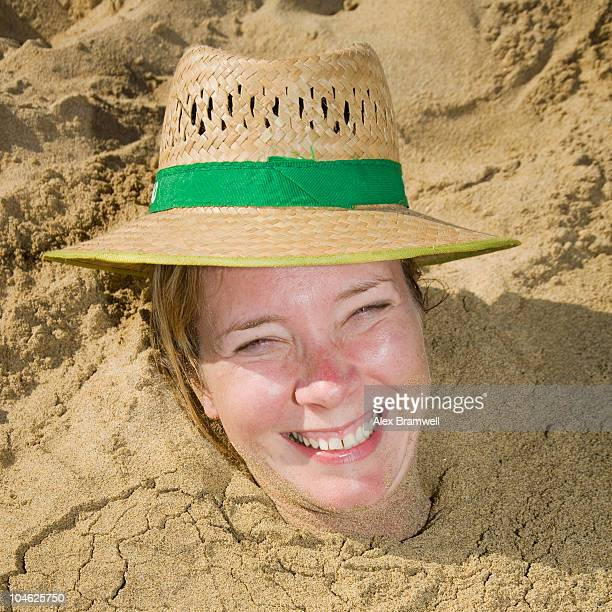 Buried in the Sand