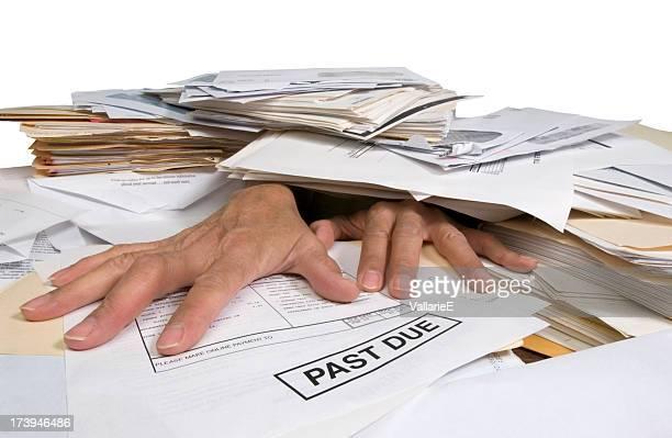 Buried Under Paperwork