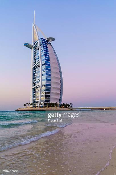 Burj Al Arab, Jumeirah Beach, Dubai