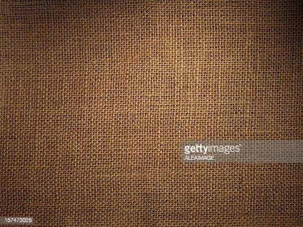 Burlap or sack texture