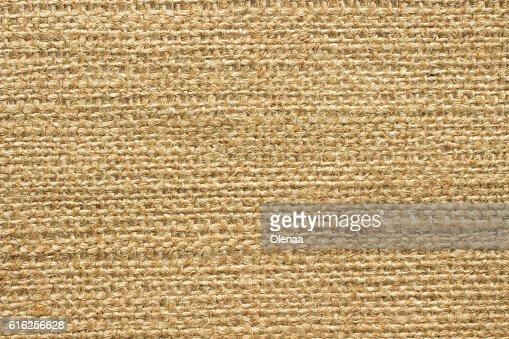 Arpillera textura  : Foto de stock