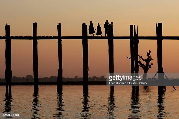 Burma U bein bridge