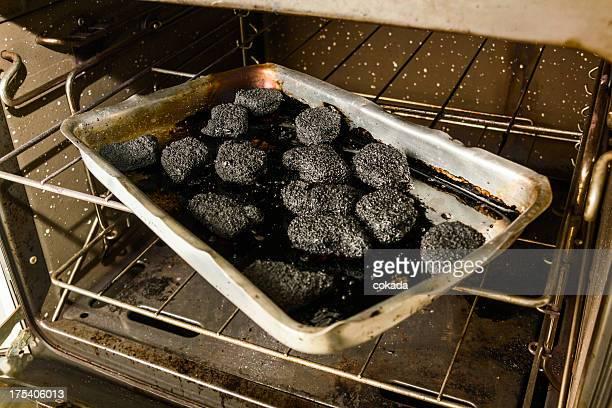 Brûlées alimentaire
