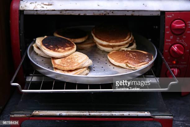 Burned Pancakes