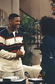 AIR 'Burnin' Down the House' Episode 1 Pictured Will Smith as William 'Will' Smith Karyn Parsons as Hilary Banks Photo by Margaret Norton/NBCU Photo...